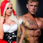 Сергей Миронов и Катя Самбука сняли промо-видео для рекламы спортивного питания.