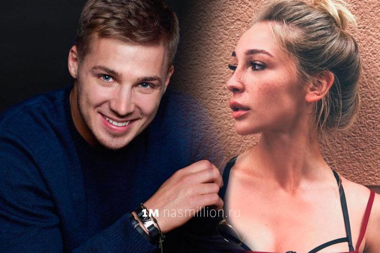 Олег Маями и Настя Ивлеева снимают новый клип «Если ты со мной». Сцена поцелуя Олега и Насти