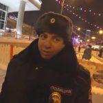 Дмитрий Шилов попал в полицию. Драка с охранником на детской площадке.