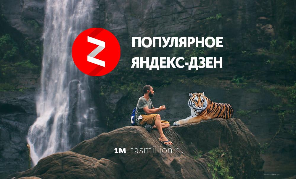 Популярные темы Яндекс-Дзен.О чем писать в Яндекс-Дзен.